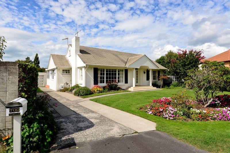 Classic Kiwi Home